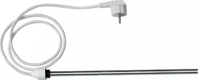 Aqualine Elektrická topná tyč bez termostatu, rovný kabel, 1000 W LT91000