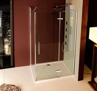 Polysan KARIA sprchová vanička z litého mramoru, obdélník 100x70x4cm, bílá 71565