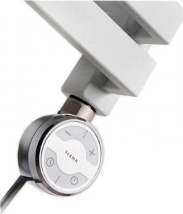Sapho MOA topná tyč s termostatem, 200 W, chrom MOA-C-200