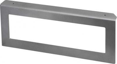 Sapho Podpěrná konzole 490x200x35mm, metalická stříbrná, levá VC316