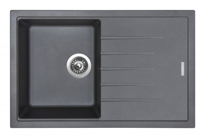 Granitový dřez Sinks BEST 780 Titanium+MIX 350P ACRB78072M350P