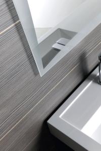 Sapho CORTINA zrcadlo 600x800mm, pískované 11021