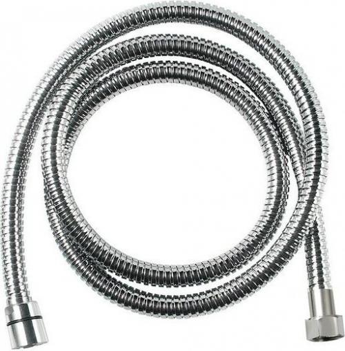 Sapho POWERFLEX opletená sprchová hadice, 100cm, chrom FLEX100