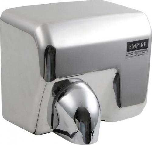 Sapho EMPIRE elektrický osoušeč rukou, nerez mat 9818