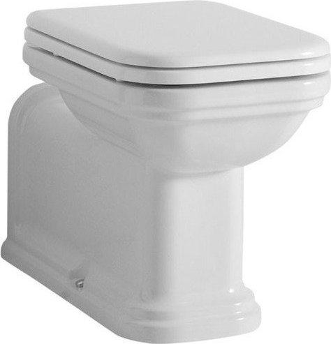 Kerasan WALDORF WC mísa 37x42x65cm, spodní/zadní odpad 411601