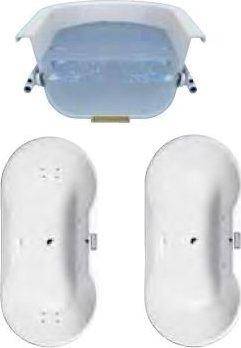 Polysan HM systém HYDRO LUX, ovládání Typ P - Pneumatické HXP