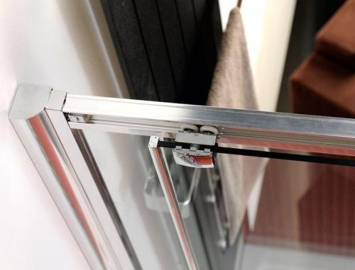 Polysan Lucis Line obdélníkový sprchový kout 1100x700mm L/P varianta DL1115DL3215