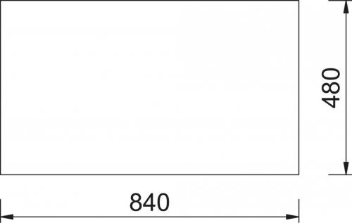 Granitový dřez Sinks AMANDA 860 DUO Metalblack+MIX 3P GR TLA860DM3P74