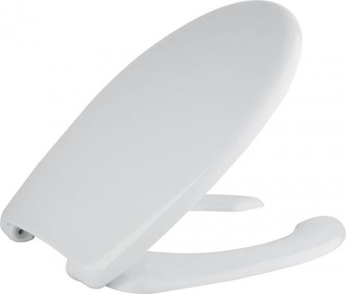 Sapho URAN PROJECT WC sedátko pro postižené, bílá 1010
