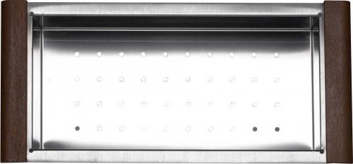 27e026e97 Sapho Nerezový košík ke dřezům EPIC a ZERO, 22x44x10 cm EP200 ...