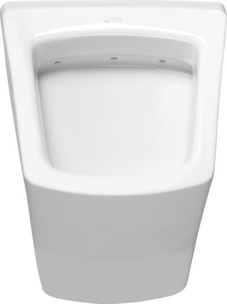 Isvea PURITY urinál se zakrytým přívodem vody, 38x53, 5 cm 10PL92002