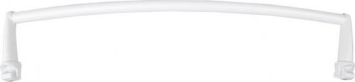 Aqualine Sušák ručníků na otopná tělesa 33 cm oblý, bílá IDO-40