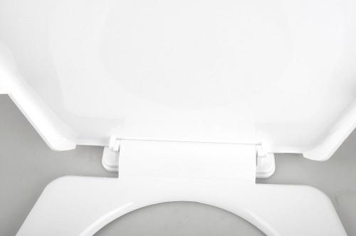 Aqualine REGINA WC sedátko, polypropylen, bílá 3551