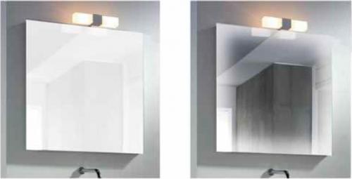 Sapho Elektrická topná folie pod zrcadlo 38W, 40x40 cm MTF14