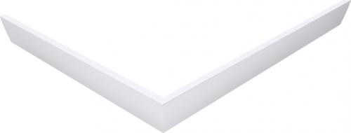 Polysan KARIA 120x90 rohový panel, výška 11 cm, pravý 49812R