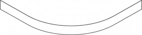 Polysan SERA 80 R550 čelní panel 40812