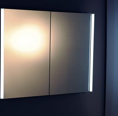 Sapho ALIX galerka s LED osvětlením, 100x74, 5x15cm AL265
