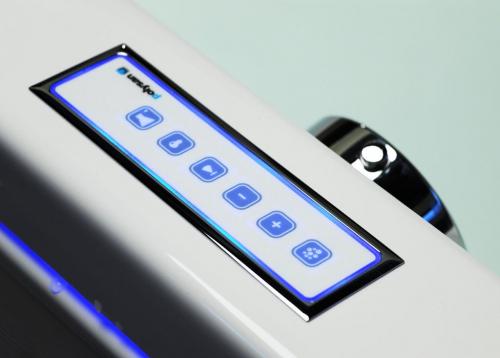 Polysan HM systém KOMBI LUX, ovládání Typ L - Elektronické s podsvícením KXL