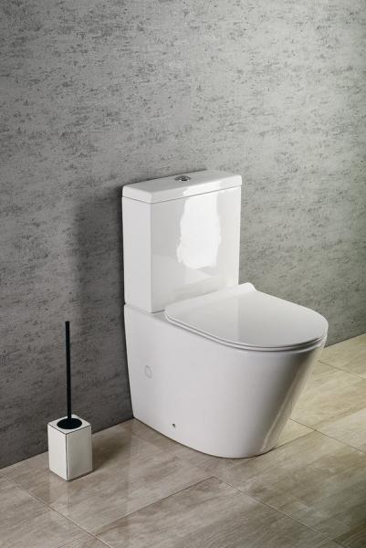 Gedy LUCREZIA WC štětka na postavení, keramika LC33