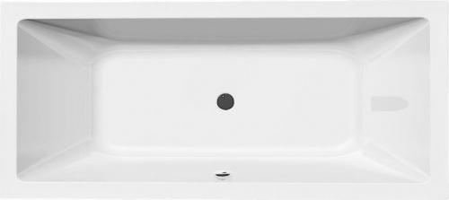Aqualine NISA obdélníková vana 180x80x42cm, bílá A1880