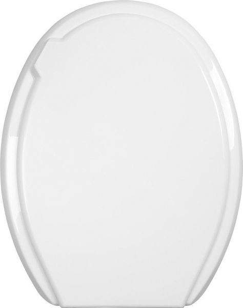 Aqualine WC sedátko, polypropylen, bílá ATYPST262