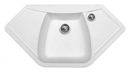 Granitový dřez Sinks NAIKY 980 Milk TLNA98051028