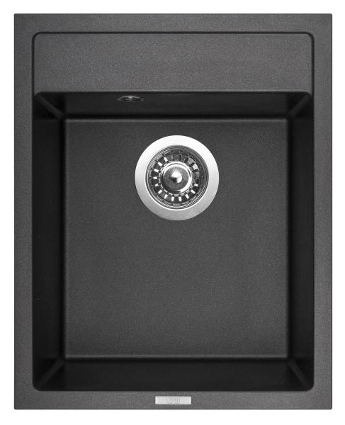 Granitový dřez Sinks CLASSIC 400 Metalblack ACRCL40050074