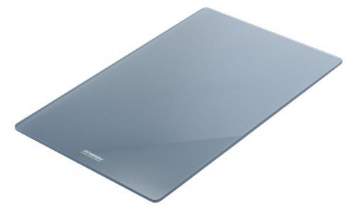 Sinks přípravná deska - sklo stříbrné RD123S