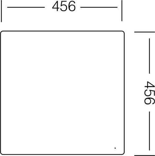 Nerezový dřez Sinks GALANT 480 V 0,5mm matný STSGAM4804805V