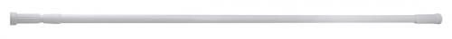 Aqualine Teleskopická rozpěrná tyč 70-120cm, 100% ALU, bílá 0201005B