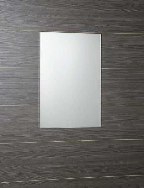 Sapho AROWANA zrcadlo v rámu 500x800mm, chrom AW5080