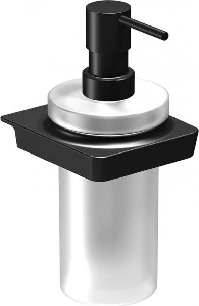 Sapho ZEN BLACK dávkovač mýdla, 250ml 166466