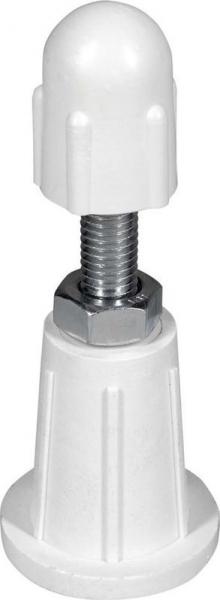 Aqualine Nožičky pro vaničku z litého mramoru HQ008, HQ009, HQ558R, HQ559R (5ks/sada) Q95