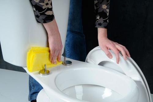 Sapho DARJA WC sedátko, Soft Close, bílá 1703-504