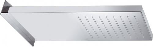 Sapho Hlavová sprcha, 500x200x30mm, leštěný nerez DP562