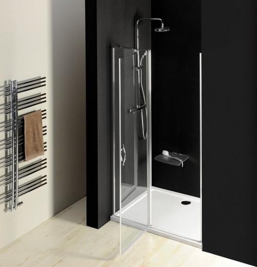 Gelco ONE sprchové dveře do niky 1100 mm, čiré sklo GO4411D