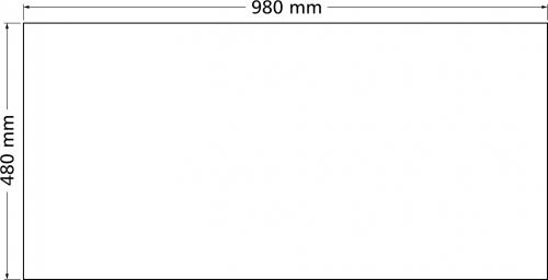 Granitový dřez Sinks PERFECTO 1000 Milk ACRPE10050028