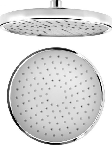 Aqualine Hlavová sprcha, otočný kloub, průměr 200mm, chrom SC121