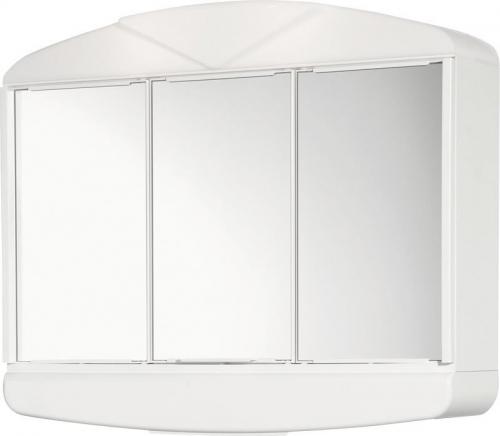 Aqualine ARCADE galerka 58x50x15, 5cm, 2x12W, bílá plast 411342
