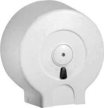 Aqualine Zásobník na toaletní papír do průměru 29cm, ABS bílá 608