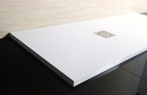 Polysan FLEXIA vanička z litého mramoru s možností úpravy rozměru, 160x100x3, 5cm 72920