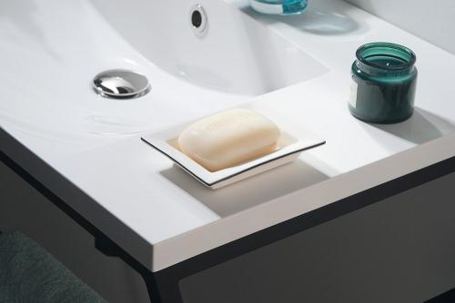 Gedy LUCREZIA mýdlenka na postavení, keramika LC11