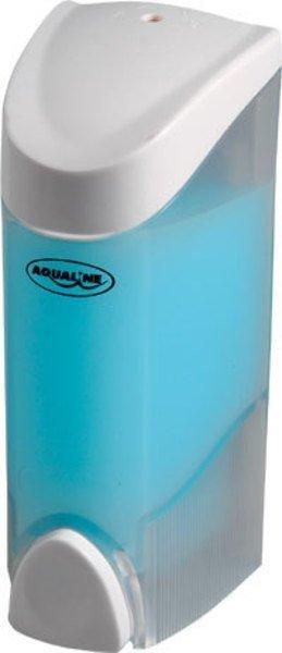 Aqualine Dávkovač tekutého mýdla na zavěšení 300ml, bílý 1319-70