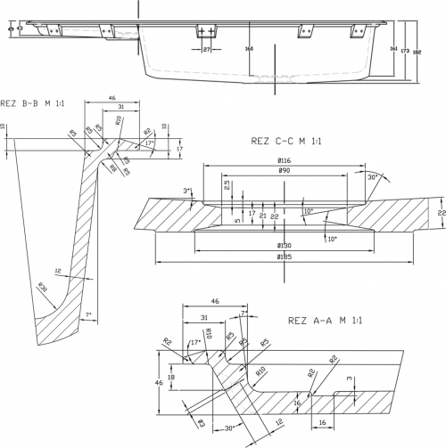Sapho Dřez granitový vestavný rohový s odkapávací plochou, 105x56 cm, béžová GR1902