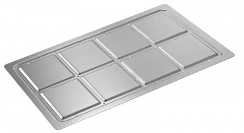 Sinks přípravná deska 480x300mm nerez MP68119