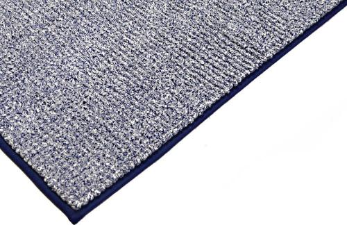 Aqualine Koupelnová předložka 50x70cm, tmavě modrá 7021303