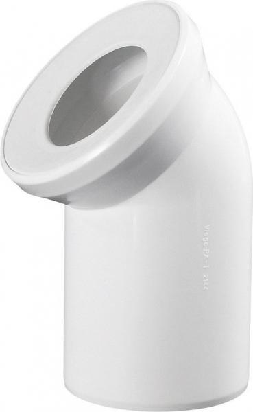 Sapho Koleno k WC, odpadní 45 3345