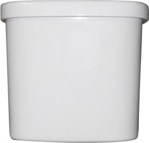 GSI CLASSIC splachovací nádržka vysoká, bílá ExtraGlaze 878011