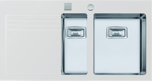 Sinks GLASS 1000.1 MP68137
