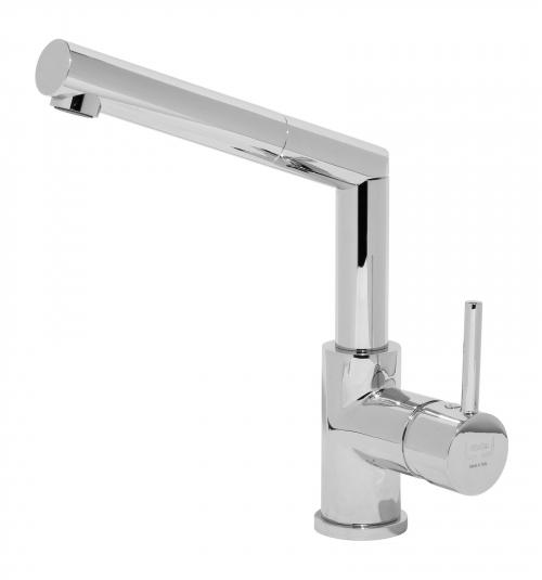 Granitový dřez Sinks SOLO 560 Truffle+MIX 350P ACRS56054M350P